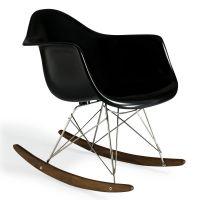 Chaise à bascule fibre de verre
