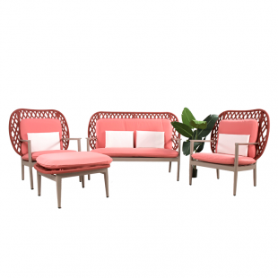 Sofa Set Cayman Outdoor