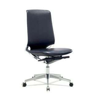 Executive Office Low Back Chair No Armrest