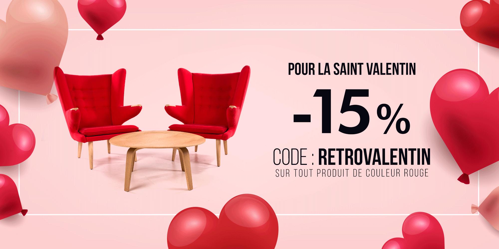 Saint Valentin 2020 - Retroplus