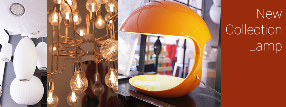 New Collection Lamps
